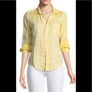 Anthropologie Eden and Olivia button up Shirt